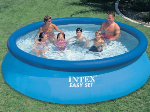 Бассейн надувной INTEX Easy Set 366 х 76 см